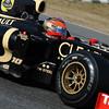 BARCELLONA (SPAIN) 02/03/2012 - TEST F1/2012 - ROMAIN GROSJEAN