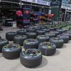 AUSTRALIAN GRAND PRIX F1/2012 - MELBOURNE 16/03/2012 - TYRES