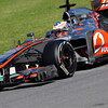 TEST F1/2012 - MUGELLO 03/05/2012 - GARY PAFFETT
