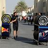 ABU DHABI GRAND PRIX F1/2012 - YAS MARINA 02/11/2012 - REDBULL TEAM