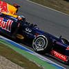 JEREZ (SPAIN) 10/02/2012 - TEST F1/2012 - SEBASTIAN VETTEL