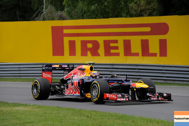 CANADIAN GRAND PRIX F1/2012 - MONTREAL 08/06/2012 - MARK WEBBER