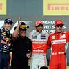 USA GRAND PRIX F1/2012 - AUSTIN 18/11/2012