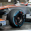 GERMAN GRAND PRIX F1/2012 - HOCKENHEIM 21/07/2012 - PIRELLI TYRES ON JENSON BUTTON  MCLAREN.