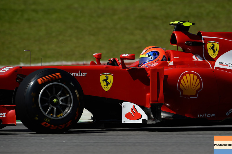 BRAZILIAN GRAND PRIX F1/2012 - INTERLAGOS 23/11/2012 - FELIPE MASSA