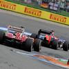 GERMAN GRAND PRIX F1/2012 - HOCKENHEIM 22/07/2012 - TIMO GLOCK AND FELIPE MASSA