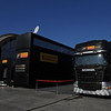 BARCELLONA (SPAIN) 03/03/2012 - TEST F1/2012 - PIRELLI'S TRUCKS