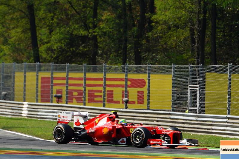ITALIAN GRAND PRIX F1/2012 - MONZA 09/09/2012 - FELIPE MASSA
