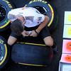 SPANISH GRAND PRIX F1/2012 - BARCELONA 11/05/2012 - MCLAREN TYRES