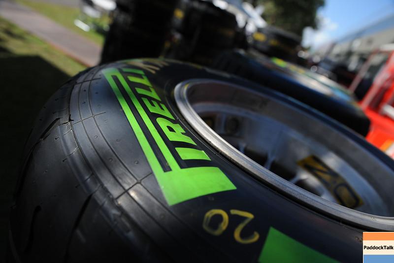 AUSTRALIAN GRAND PRIX F1/2012 - MELBOURNE 17/03/2012 - TYRE