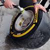CHINESE GRAND PRIX F1/2012 - SHANGHAI 14/04/2012 -  PIRELLI'S TYRE