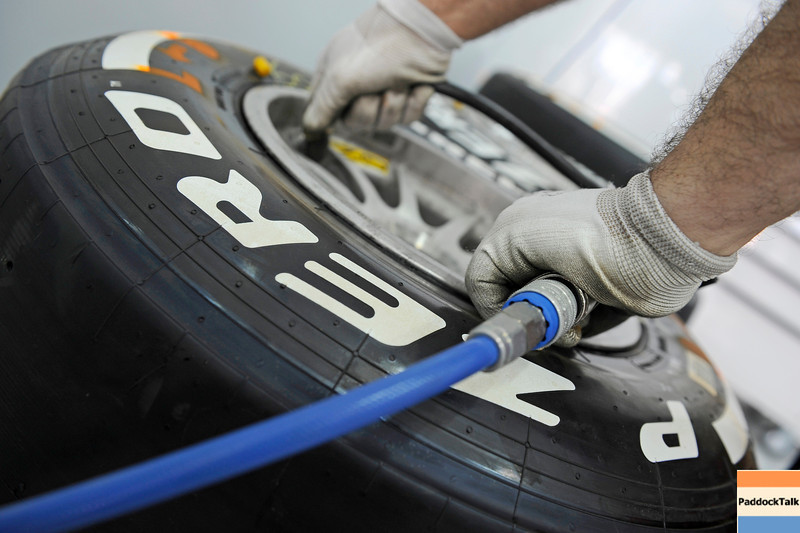 BAHRAIN GRAND PRIX F1/2012 - SAKHIR 20/04/2012 - TECH