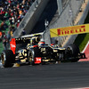 USA GRAND PRIX F1/2012 - AUSTIN 17/11/2012 - ROMAIN GROSJEAN