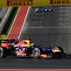 USA GRAND PRIX F1/2012 - AUSTIN 17/11/2012 - SEBASTIAN VETTEL