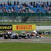 GREAT BRITAIN GRAND PRIX F1/2012 - SILVERSTONE 08/07/2012 - RACE