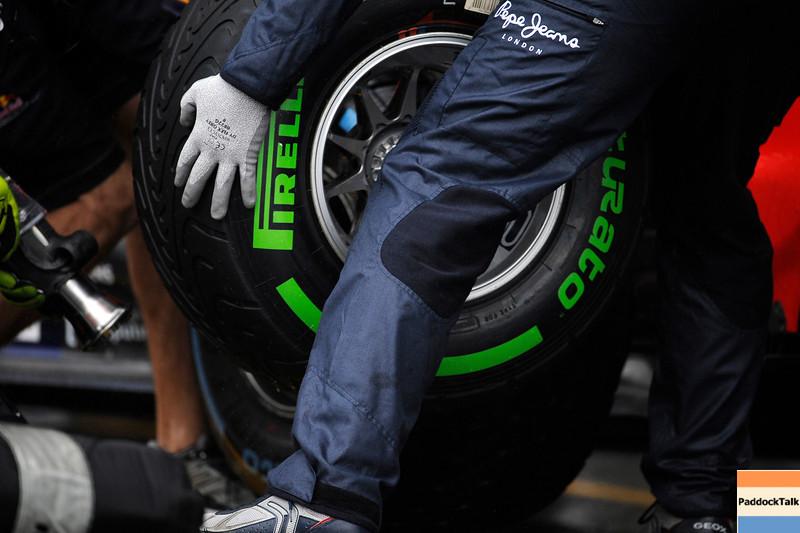 BELGIAN GRAND PRIX F1/2012 - SPA FRANCORCHAMPS 31/08/2012 - WILLIAMS TECHNICIAN