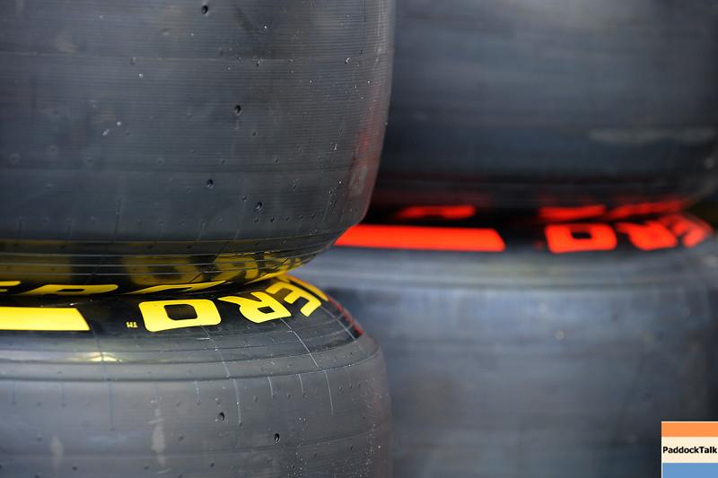 SINGAPORE GRAND PRIX F1/2012 - SINGAPORE 21/09/2012 - PIRELLI TYRES