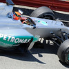 TEST F1/2012 - MUGELLO 03/05/2012 - MICHAEL SCHUMACHER