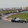 CHINESE GRAND PRIX F1/2012 - SHANGHAI 15/04/2012 - STARTING RACE