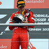 GERMAN GRAND PRIX F1/2012 - HOCKENHEIM 22/07/2012 - FERNANDO ALONSO