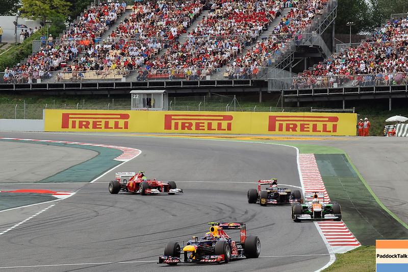 SPANISH GRAND PRIX F1/2012 - BARCELONA 13/05/2012 -