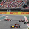 SPANISH GRAND PRIX F1/2012 - BARCELONA 13/05/2012 -