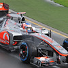 AUSTRALIAN GRAND PRIX F1/2012 - MELBOURNE 16/03/2012 - JENSON BUTTON