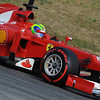 BARCELLONA (SPAIN) 03/03/2012 - TEST F1/2012 - FELIPE MASSA Courtesy of Pirelli