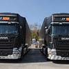 BARCELLONA (SPAIN) 03/03/2012 - TEST F1/2012 - PIRELLI'S TRUCKS Courtesy of Pirelli