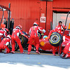 BARCELLONA (SPAIN) 02/03/2012 - TEST F1/2012 - FERNANDO ALONSO Courtesy of Pirelli