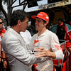 2012 Monaco Grand Prix PaddockTalk/Courtesy of Ferrari