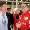 2012 British Grand Prix PaddockTalk/Courtesy of Ferrari