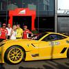 2012 Italy Grand Prix PaddockTalk/Courtesy of Ferrari