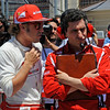 2012 European Grand Prix PaddockTalk/Courtesy of Ferrari