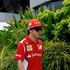 2012 Malaysia Grand Prix PaddockTalk/Courtesy of Ferrari