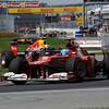 2012 Canadian Grand Prix PaddockTalk/Courtesy of Ferrari