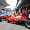 2012 India Grand Prix PaddockTalk/Courtesy of Ferrari