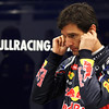 GEPA-07021299016 - FORMULA 1 - Testing in Jerez. Image shows Mark Webber (AUS/ Red Bull Racing). Images Courtesy Of Their Respective Teams