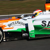 07.02.2012 Jerez, Spain,<br /> Paul di Resta (GBR), Sahara Force India Formula One Team   - Formula 1 Testing, day 1 - Formula 1 World Championship Images Courtesy Of Their Respective Teams