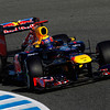 GEPA-07021299002 - FORMULA 1 - Testing in Jerez. Image shows Mark Webber (AUS/ Red Bull Racing). Photo: Paul Gilham/ Getty Images - For editorial use only. Image is free of charge Images Courtesy Of Their Respective Teams