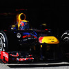 GEPA-07021299015 - FORMULA 1 - Testing in Jerez. Image shows Mark Webber (AUS/ Red Bull Racing). Images Courtesy Of Their Respective Teams