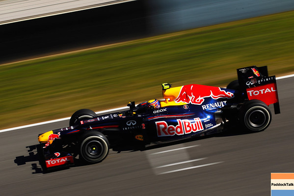 GEPA-07021299013 - FORMULA 1 - Testing in Jerez. Image shows Mark Webber (AUS/ Red Bull Racing). Photo: Mark Thompson/ Paul Gilham - For editorial use only. Image is free of charge Images Courtesy Of Their Respective Teams