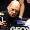 GEPA-07021299006 - FORMULA 1 - Testing in Jerez. Image shows technical officer Adrian Newey and Mark Webber (AUS/ Red Bull Racing). Images Courtesy Of Their Respective Teams