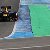 GEPA-07021299021 - FORMULA 1 - Testing in Jerez. Image shows Mark Webber (AUS/ Red Bull Racing). Images Courtesy Of Their Respective Teams