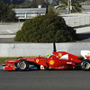 JEREZ (SPAGNA) 07/02/2012 - TEST FERRARI F2012 - Images Courtesy Of Their Respective Teams