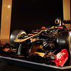 2012 Lotus F1 Team Launch.<br /> Whiteways Technical Centre, Enstone, Oxfordshire United Kingdom.<br /> 2nd February 2012.<br /> World Copyright: Andrew Ferraro/LAT Photographic<br /> ref: _MG_8874