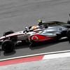Lewis Hamilton at Malaysian GP PaddockTalk/Courtesy Of McLaren