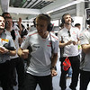 Motorsports: FIA Formula One World Championship 2012, Grand Prix of Malaysia, <br /> mechanic of Vodafone McLaren Mercedes PaddockTalk/Courtesy Of McLaren