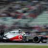Lewis Hamilton at German GP PaddockTalk/Courtesy Of McLaren