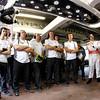 Motorsports: FIA Formula One World Championship 2012, Grand Prix of Monaco, <br /> mechanic of Vodafone McLaren Mercedes PaddockTalk/Courtesy Of McLaren